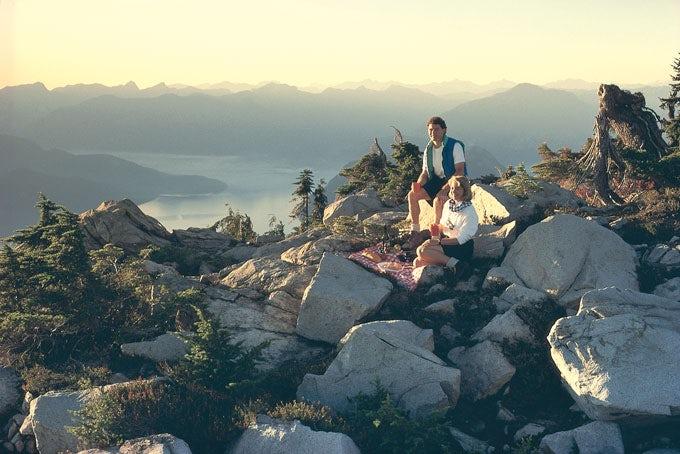 14 Tage Kleingruppenreise Wandern von Lodge zu Lodge in Westkanada