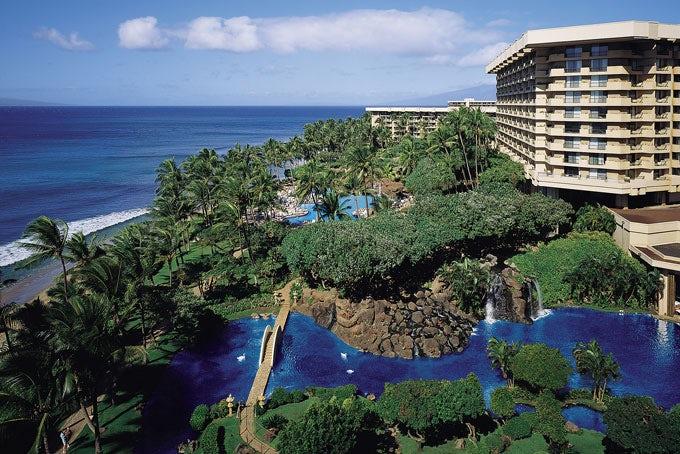 Kaanapali - Hyatt Regency Maui Resort