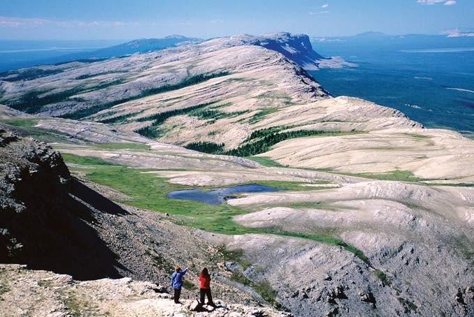 17 Tage Wildlife & Waterfalls in Alberta und den Northwest Territories