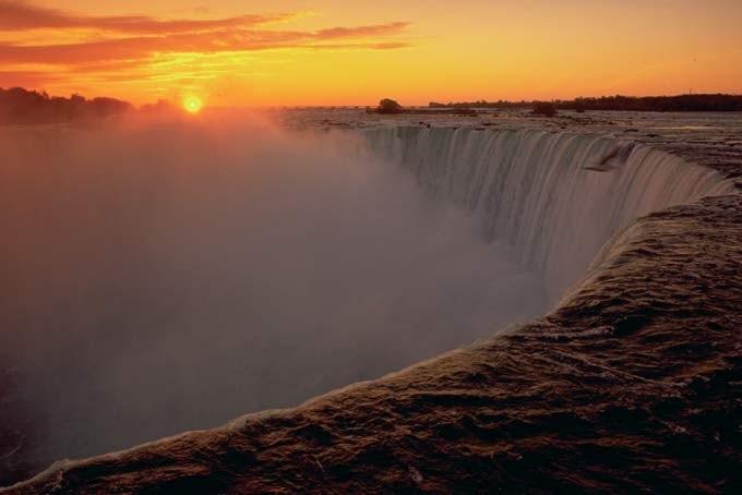 Helikopterflug über die Niagara Fälle - ca. 9 Minuten