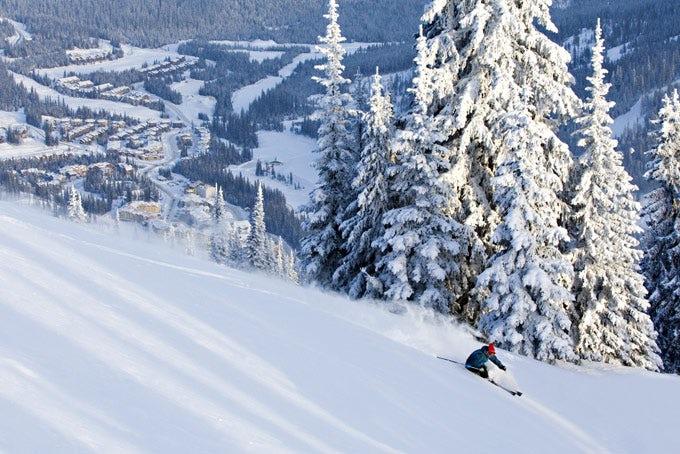 9 Tage Skireise Sun Peaks inkl. Flug, Transfers, Hotel und Skipass