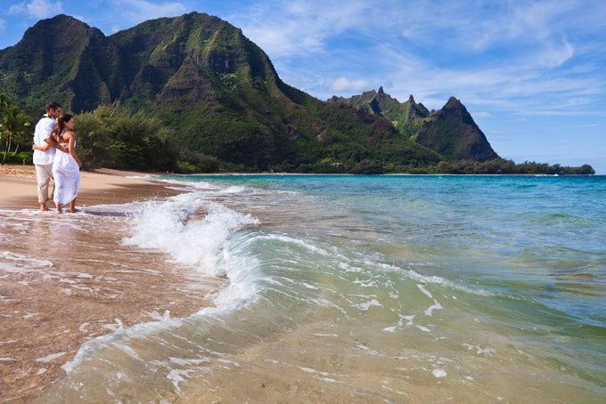 17 Tage Flitterwochen Hawaii mit Flug, Hotel und Mietwagen