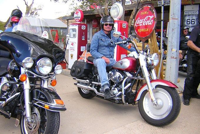 15 Tage geführte Reise Route 66 mit Motorrad und Hotels