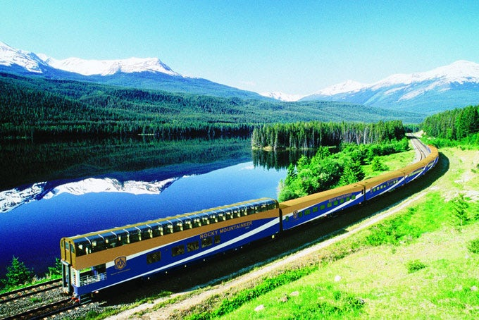 2 Tage Rocky Mountaineer Journey through the Clouds