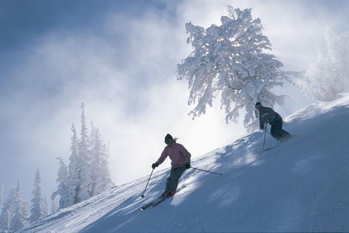 11 Tage Ski-Safari Utah mit Flug, Mietwagen, Hotels und Skipässen