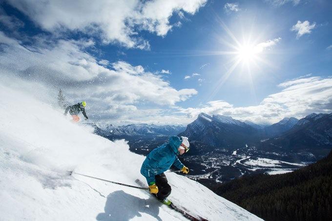 13 Tage Skireise Banff und Lake Louise mit Flug, Mietwagen, Hotel und Skipass
