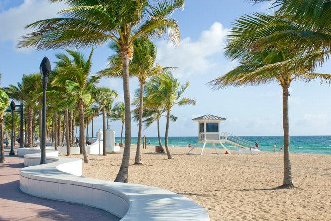 Florida: 9 Tage Miami & Fort Lauderdale mit Flug, Mietwagen und Hotel
