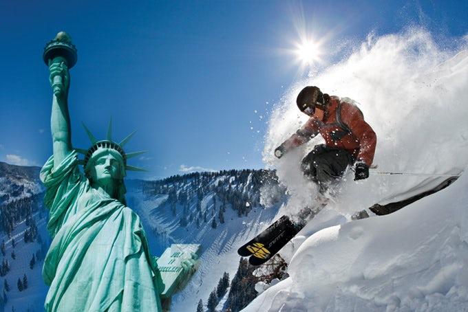 Shop & Ski: 12 Tage New York und Skireise Aspen