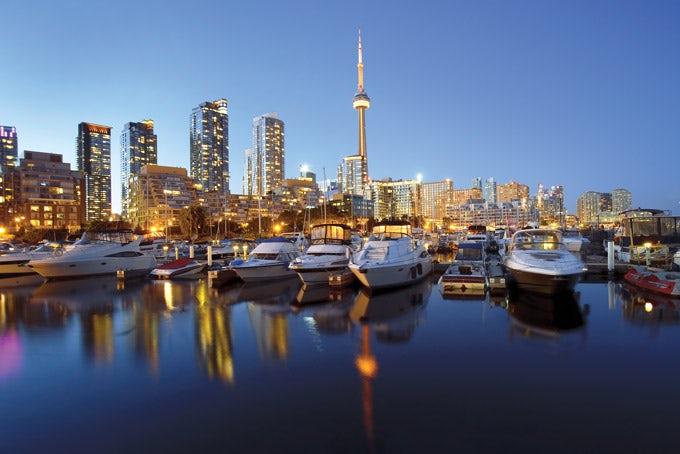 5 Tage Städtereise Toronto