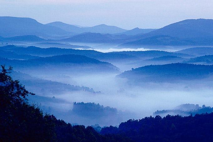 11 Tage malerisches North Carolina mit Flug