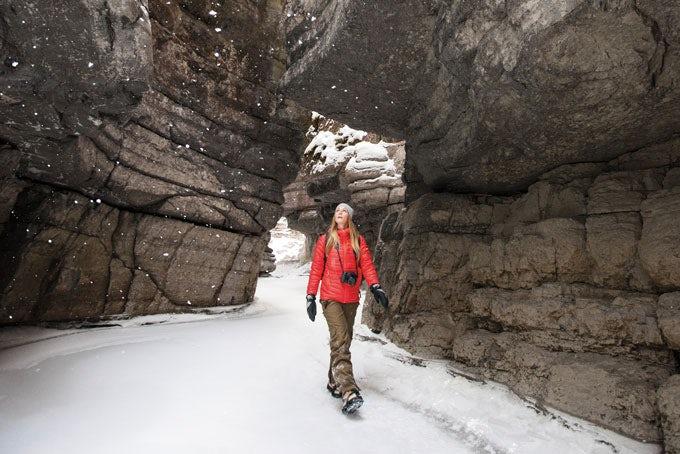 11 Tage Winterspaß in Jasper mit Edmonton inkl. Flug, Mietwagen, Hotel, Skipass und Aktivitäten