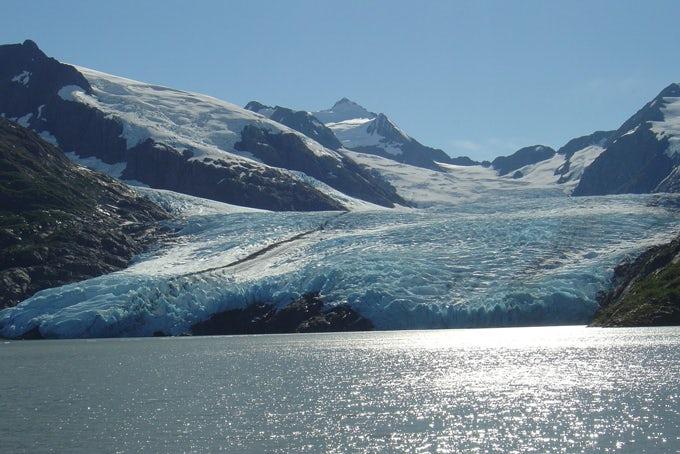 Glacier Cruise Prince William Sound ab/bis Whittier