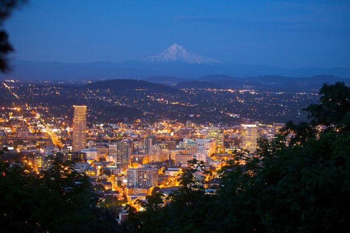 "9 Tage Discover Oregons ""Portland Region"""