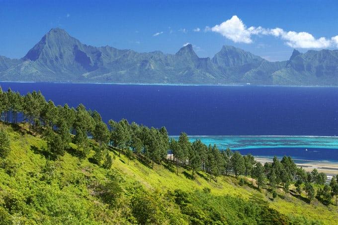 17 Tage Hollywood, Tahiti & Moorea mit Flug