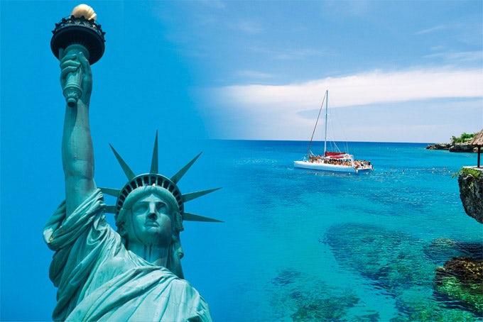 New York & Jamaika