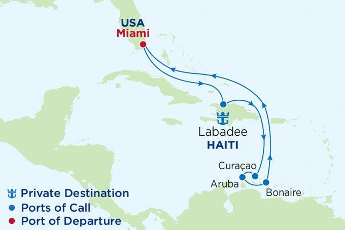 13 Tage Miami und Südliche Karibik
