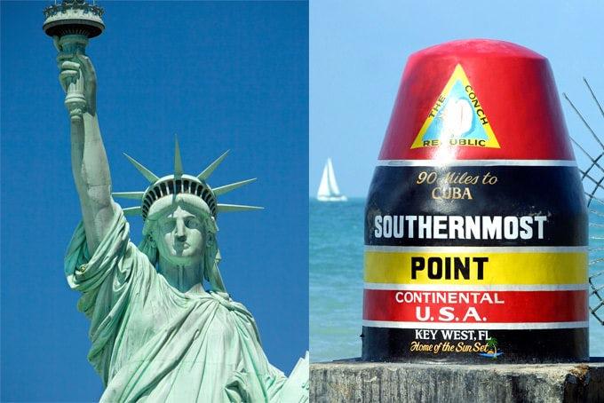 Frühbucher-Reise 2021: 13 Tage New York & Golfküste Florida mit den Keys inkl. Flug, Hotels und Auto