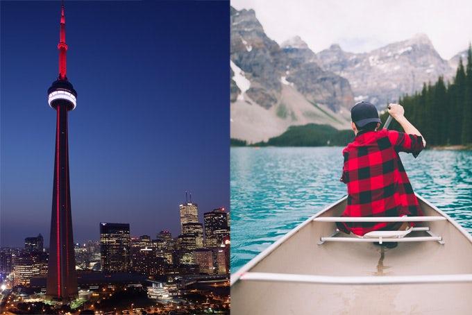 17 Tage Toronto und Westkanada inkl. Flug