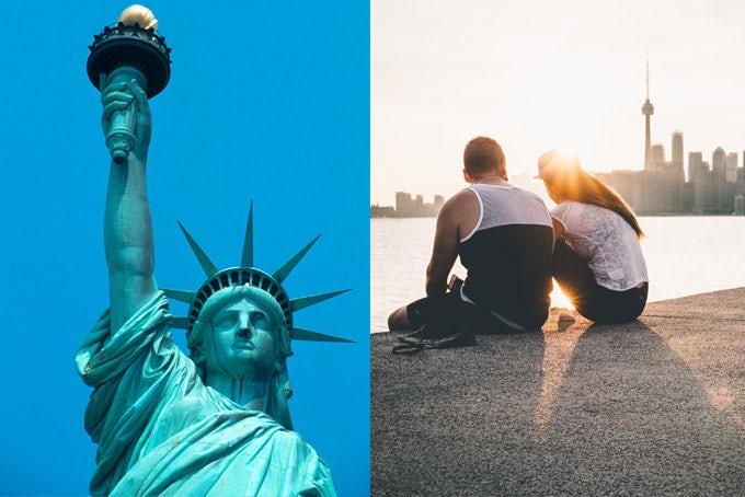 13 Tage New York und Ontario