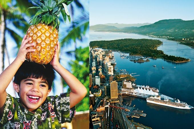 17 Tage Vancouver und Hawaii Highlights