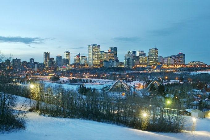 11 Tage Skireise Jasper mit Edmonton inkl. Flug, Transfer, Hotel und Skipass
