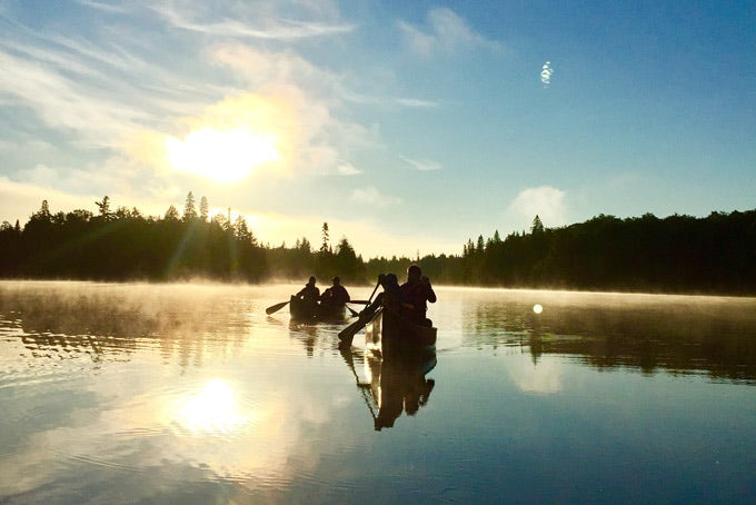 3 Tage Pathways of the Algonquin - Lodge Adventure