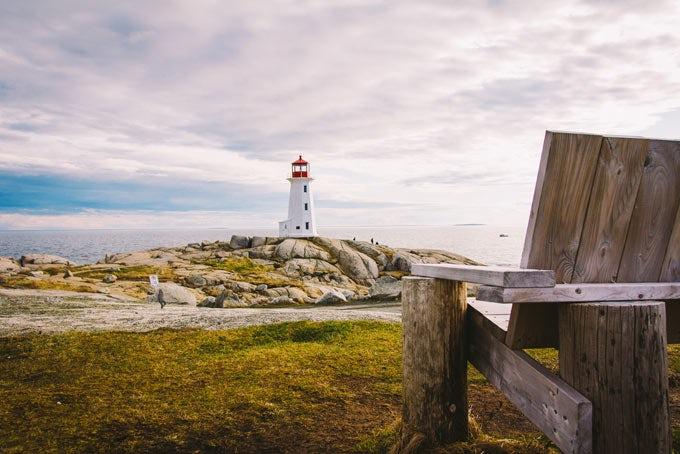 18 Tage Atlantik Kanada Pur