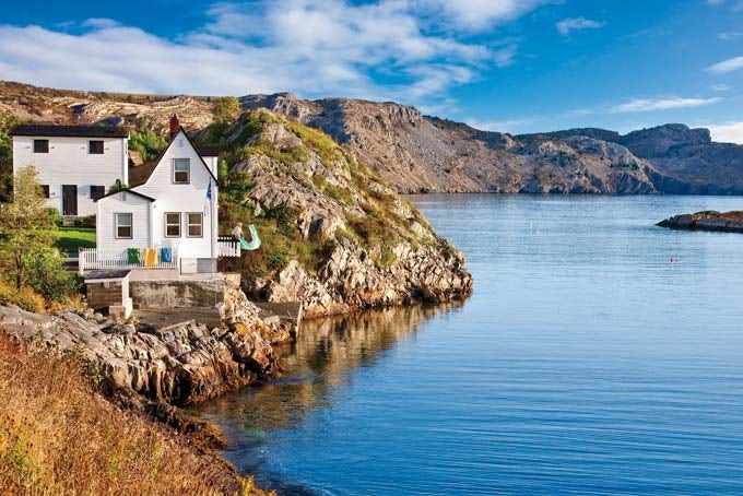16 Tage Nova Scotia und Neufundland