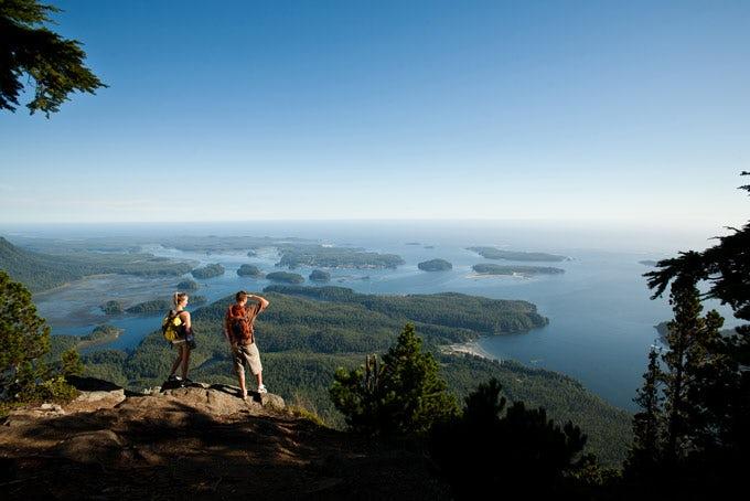 7 Tage West Coast Trail - Trekkingtour im Pacific Rim National Park