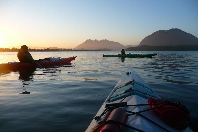Rainforest Kayak & Hike
