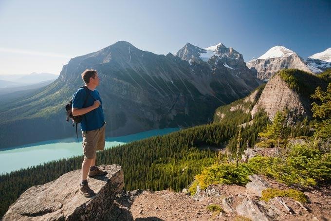 7 Tage Gruppenreise Höhepunkte Westkanada