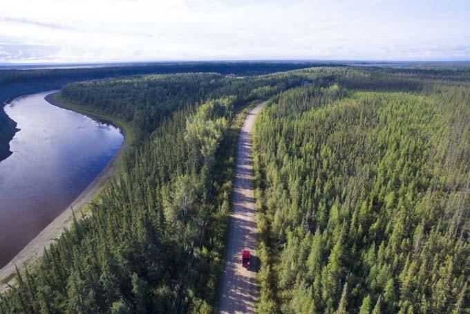 18 Tage Traumstraßen im Yukon und in den Northwest Territories