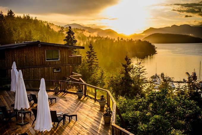 16 Tage Sunshine Coast & Vancouver Island