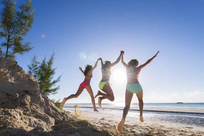13 Tage Beach Hopping: Metropole trifft Oase