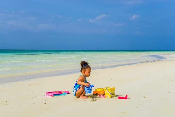 12 Tage Bahamas mit Kindern