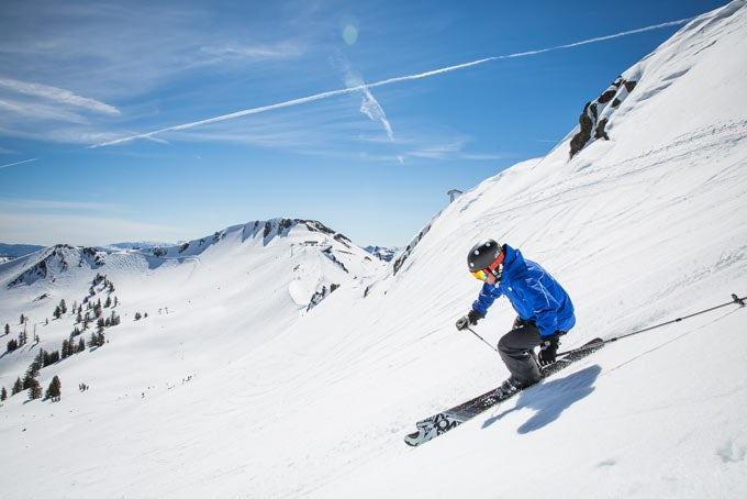 12 Tage Skireise San Francisco & Mammoth Lakes mit Flug, Mietwagen, Hotels und Skipass