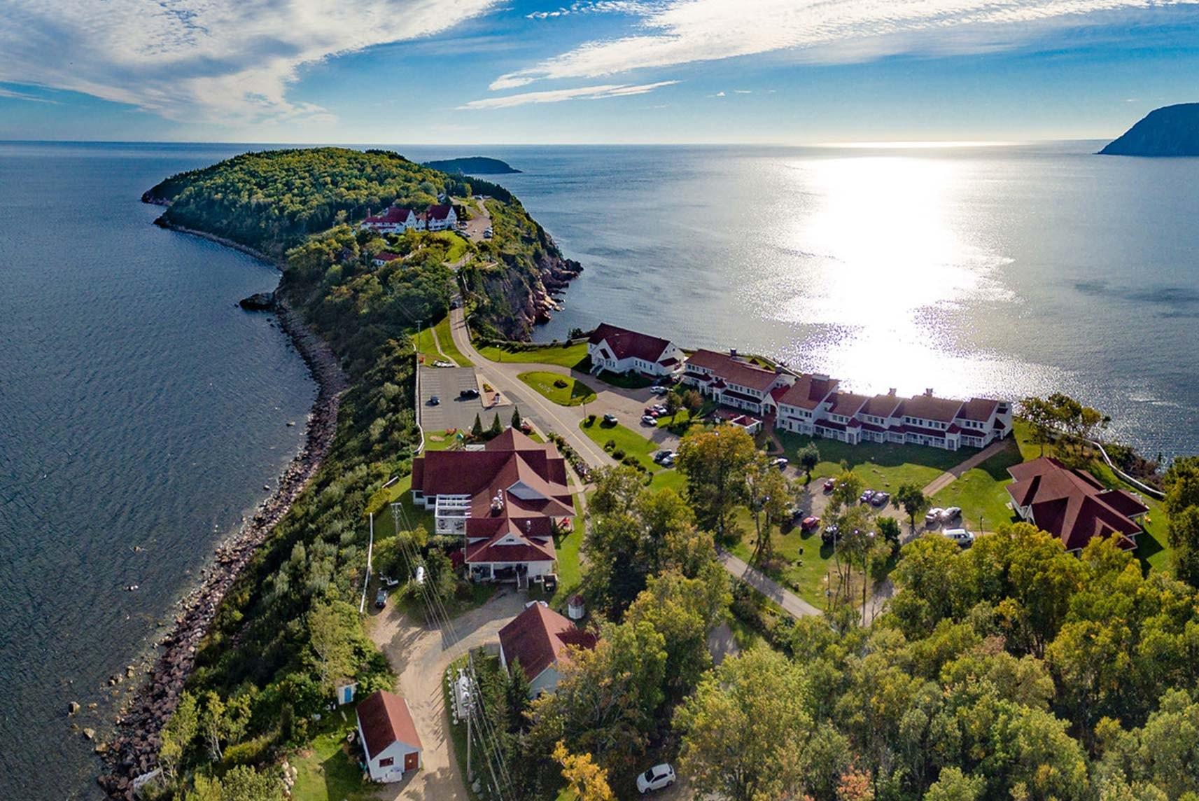 15 Tage Traumhaftes Atlantik Kanada mit gehobenen Hotels