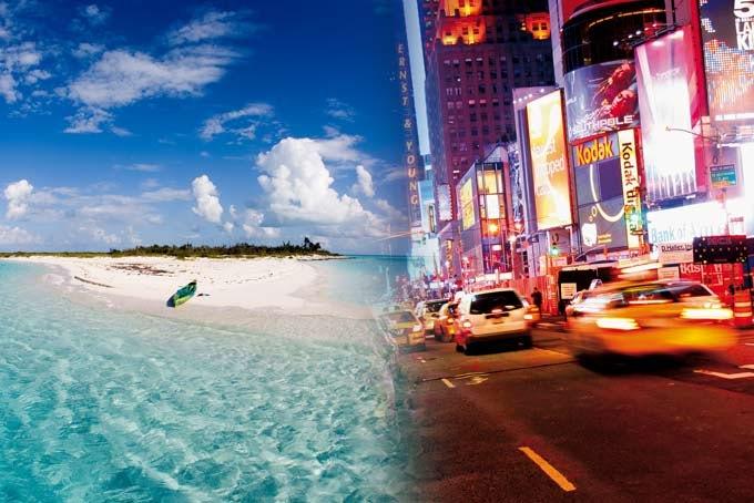 11 Tage New York und Bahamas