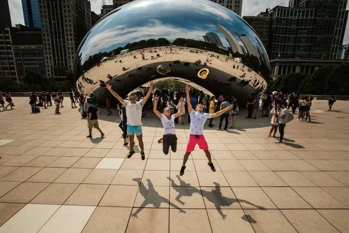 10 Tage Illinois Erleben mit Mietwagen und Hotels
