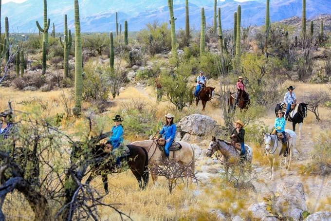 14 Tage Best of Arizona mit Ranchaufenthalt inkl. Flug