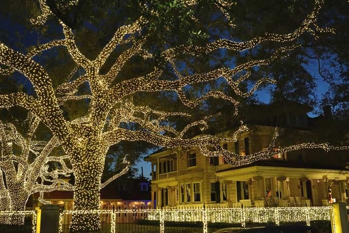 5 Tage Christmas Shopping New Orleans inkl. Flug