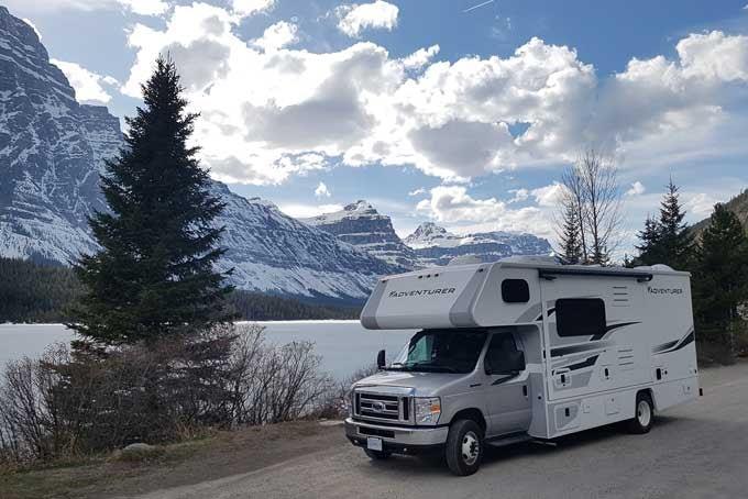 18 Tage Der Westen Kanadas ab Edmonton