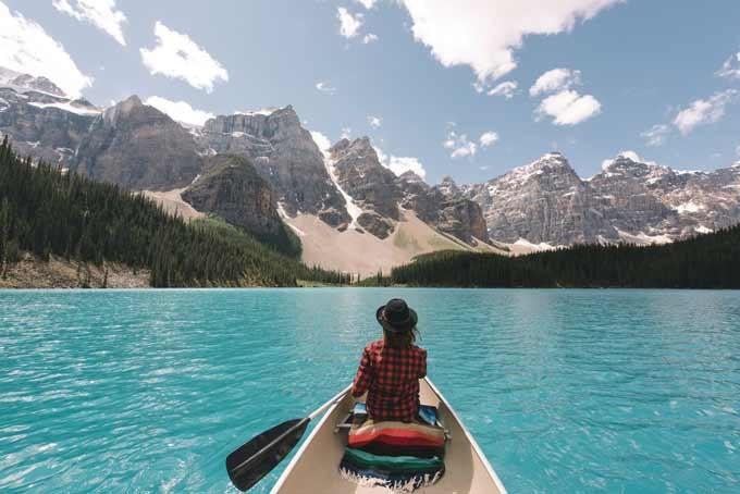 Frühbucher-Reise 2021: 13 Tage Höhepunkte Westkanada mit Mietwagen & Hotels