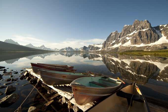 21 Tage Westküste und Rocky Mountains