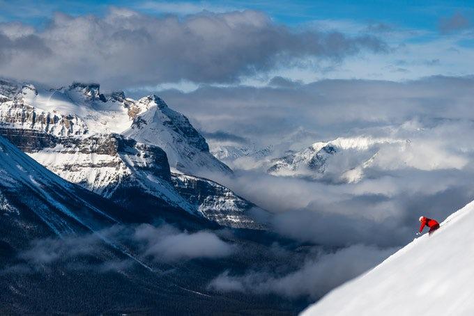 13 Tage Skireise Banff und Lake Louise mit Flug, Transfers, Luxushotel und Skipass
