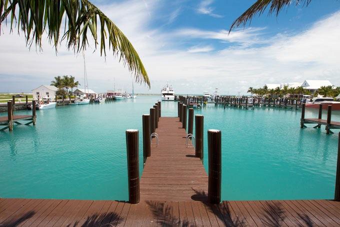 10 Tage Segeln auf den Bahamas