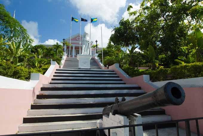 New Providence - City Tour Nassau