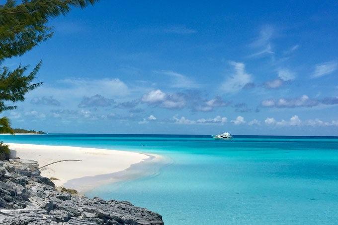 9 Tage Out Islands zum Träumen