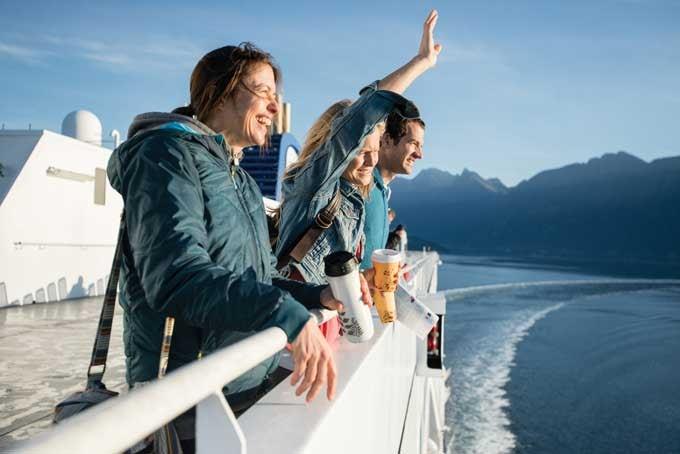 19 Tage Abenteuer Westkanada mit Discovery Coast Passage