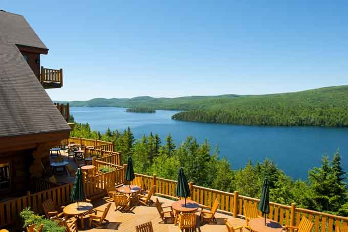 15 Tage Country Inns in Ontario & Québec